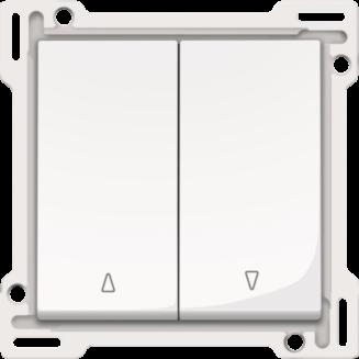 Niko   Bedieningswip met pijlsymbolen   Original Bright White   111-65914