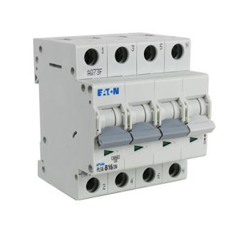 Eaton krachtgroep / 3-polig + nul, C16A / PLS6-C16/3N-MW / 243018