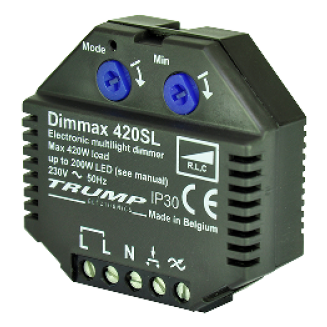 DMAX 420SL DIMMER INB LED