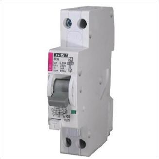 ETI Aardlekautomaat   C16A 100mA 2P   KZS-1M