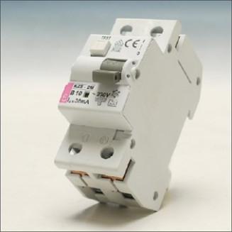 ETI Aardlekautomaat | B10A 30mA 2P | KZS-2M