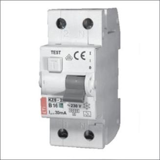 ETI Aardlekautomaat | B6A 30mA 2P | KZS-2M