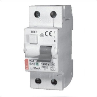 ETI Aardlekautomaat | C20A 30mA 4P | KZS-2M
