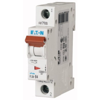 EATON PLSM-B4-MW AUTOMAAT B4A 10KA 1P