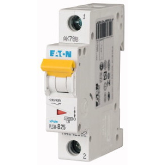 EATON PLSM-B25-MW AUTOMAAT B25A 10KA 1P