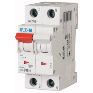 EATON PLZM-C10/1N-MW AUTOMAAT C10A 10KA 1P+N