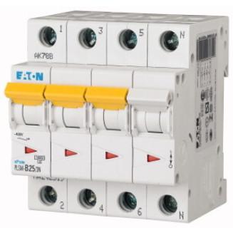 EATON PLSM-C25/3N-MW AUTOMAAT C25A 10KA 3P+N