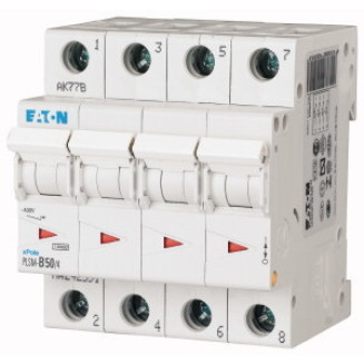 Eaton krachtgroep / 4-polig, B50A / PLSM-B50/4-MW / 242591