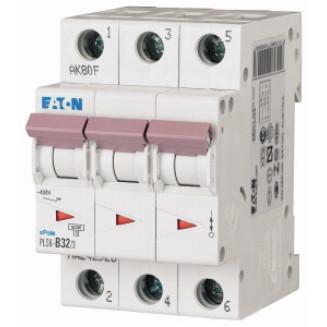 Eaton krachtgroep | C32A 4P | PLS6-C32/3N-MW