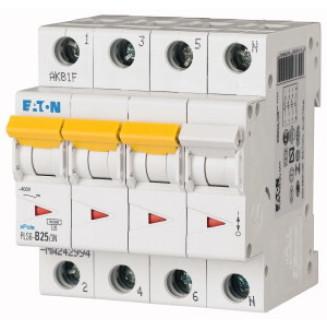 Eaton krachtgroep / 3-polig + nul, B25A / PLS6-B25/3N-MW / 242994