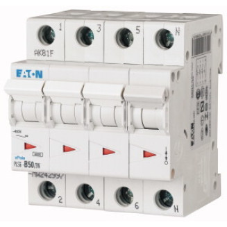 Eaton krachtgroep   B50A 4P   PLS6-B50/3N-MW
