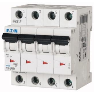 Eaton krachtgroep | C40A 4P | PLS6-C40/3N-MW