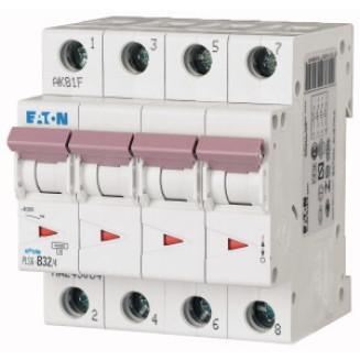 Eaton krachtgroep / 4-polig, C32A / PLS6-C32/4-MW / 243090