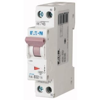 Eaton installatieautomaat | B32A 2P | PLN6-B32/1N-MW