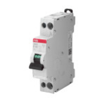 ABB Installatieautomaat / 1-polig + nul, B20A / SN 201 B20 / 2CSS255101R0205