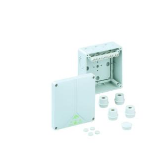 SPELSBERG Abox 100-10mm2 KABELDOOS 140X140+KLEM5P IP65