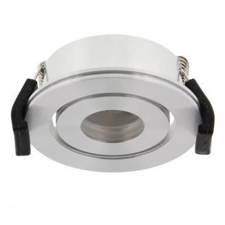 KLEMKO LED-SPOT-EWW LED INB ARM LED2.2W 2700K