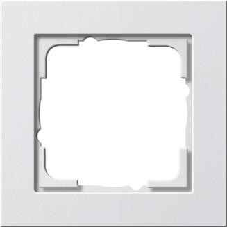 Gira | 1 voudig afdekraam | E2 ZWG | 021129