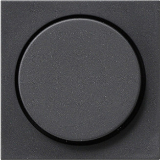 Gira | inzetplaat + dimmerknop | Systeem 55 ANTR | 065028