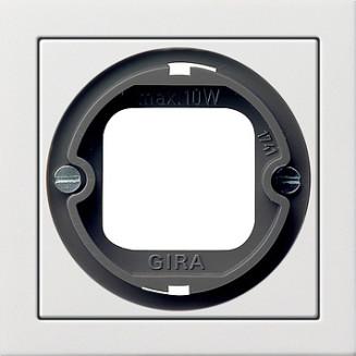 GIRA INZPL LICHT HOOG ZWG F100