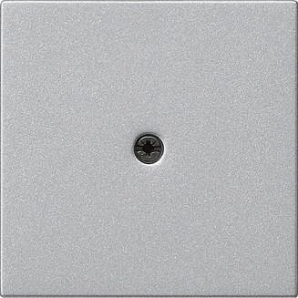 Gira   inzetplaat voor snoeraftakking   Systeem 55 ALU   027426