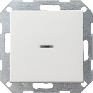 Gira   tast-controleschakelaar   standaard 55 ZWM