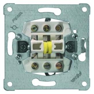 PEHA | jaloezieschakelaar voor elektrische vergrendeling | 616/4