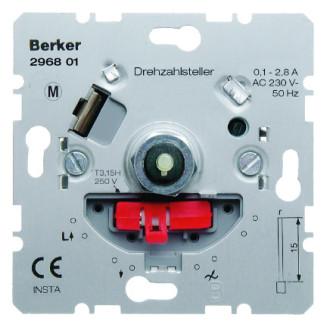 Berker | Toerentalregelaar | 296801