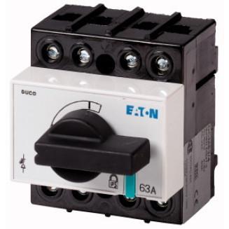 EATON DCM-63/4 DUCOSCH 63A 4P VASTE KNOP
