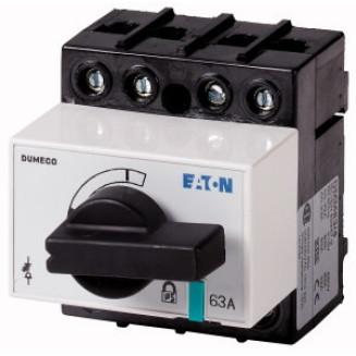 EATON DMM-63/4 DUCOSCH 63A 4P+KNOP