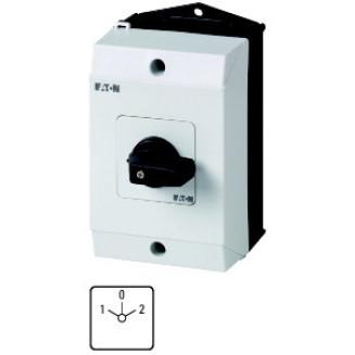 EATON T0-3-8401/I1 NOK SCH OPB OM 1-0-2 3P 4KW