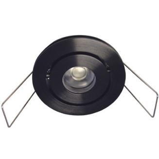KLEMKO LED-SPOT-Z-WW LED INB VENICE 40G50MM 2.5W WW