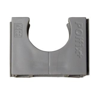PIPELIFE POLFIX 19MM - Klembeugel 19 mm - donkergrijs - 100 stuks
