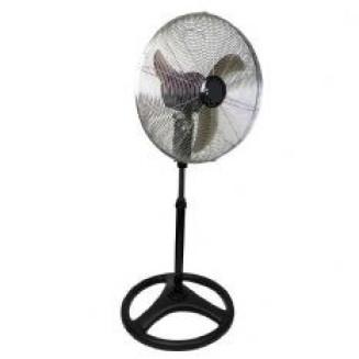 Statief ventilator 18 Inch 45cm 3 standen Zwart
