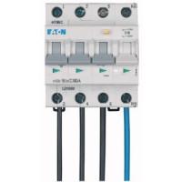 Eaton aardlekautomaat / 3-polig + nul, 30mA, B16A/ MRB6-16-3N-B-003-A-F / 1742431