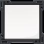 Niko | Schakelwip 1-voudig | Original Bright White | 111-61105
