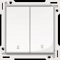 Niko | Bedieningswip met pijlsymbolen | Original Bright White | 111-65914