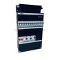 GE  AEG Groepenkast  12 Groepen 12 x Lichtgroepen   Fix-O-Rail 220x330 mm  1 Fase