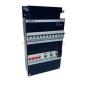 GE  AEG Groepenkast  12 Groepen 12 x Lichtgroepen  Fix-O-Rail 220x330 mm  3 Fase