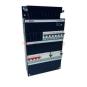 GE  AEG Groepenkast  7 Groepen 7 x Lichtgroepen  Fix-O-Rail 220x330 mm  3 Fase 4P