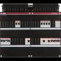 Groepenkast ABB Hafonorm | 7 Groepen 6 x Lichtgroepen 1 x Aardlekautomaat + Beltrafo | 3 Fase | HE-H44.C11-22.22-0.32.32.32T
