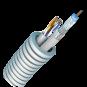 Flexbuis Preflex 20mm + Coax 9-TS(triple shielded tegen 4G(LTE)-signal